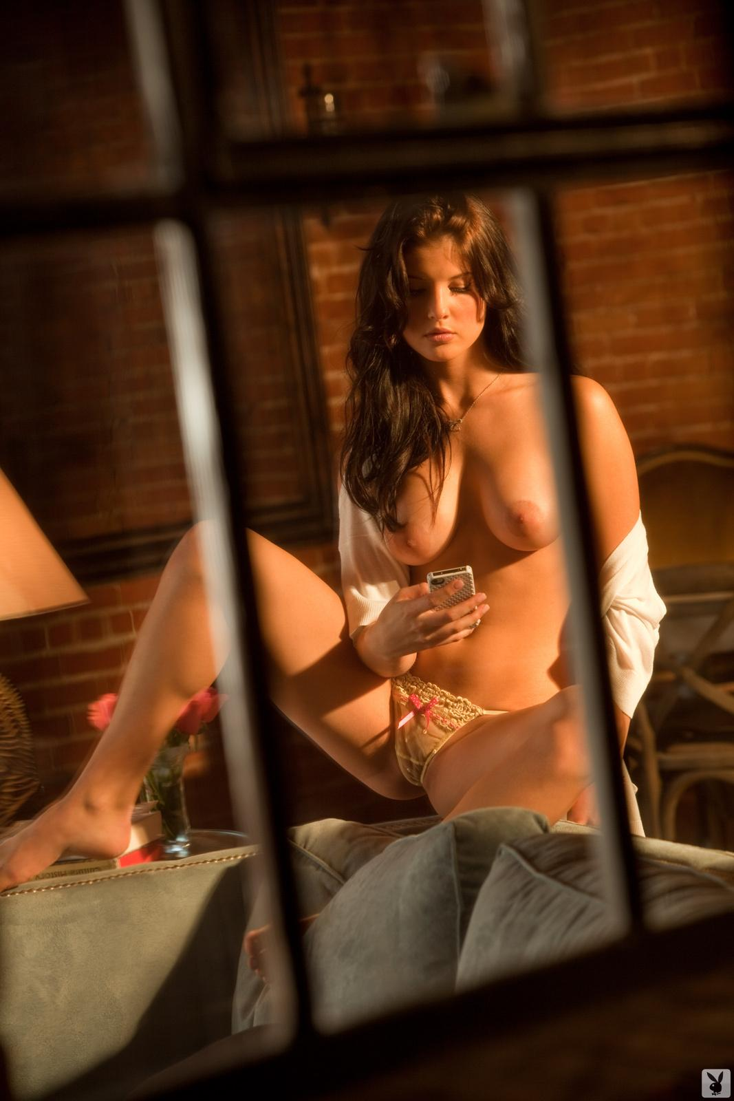 Amanda Cerny Nude Playboy Lingerie Pictures Leaked