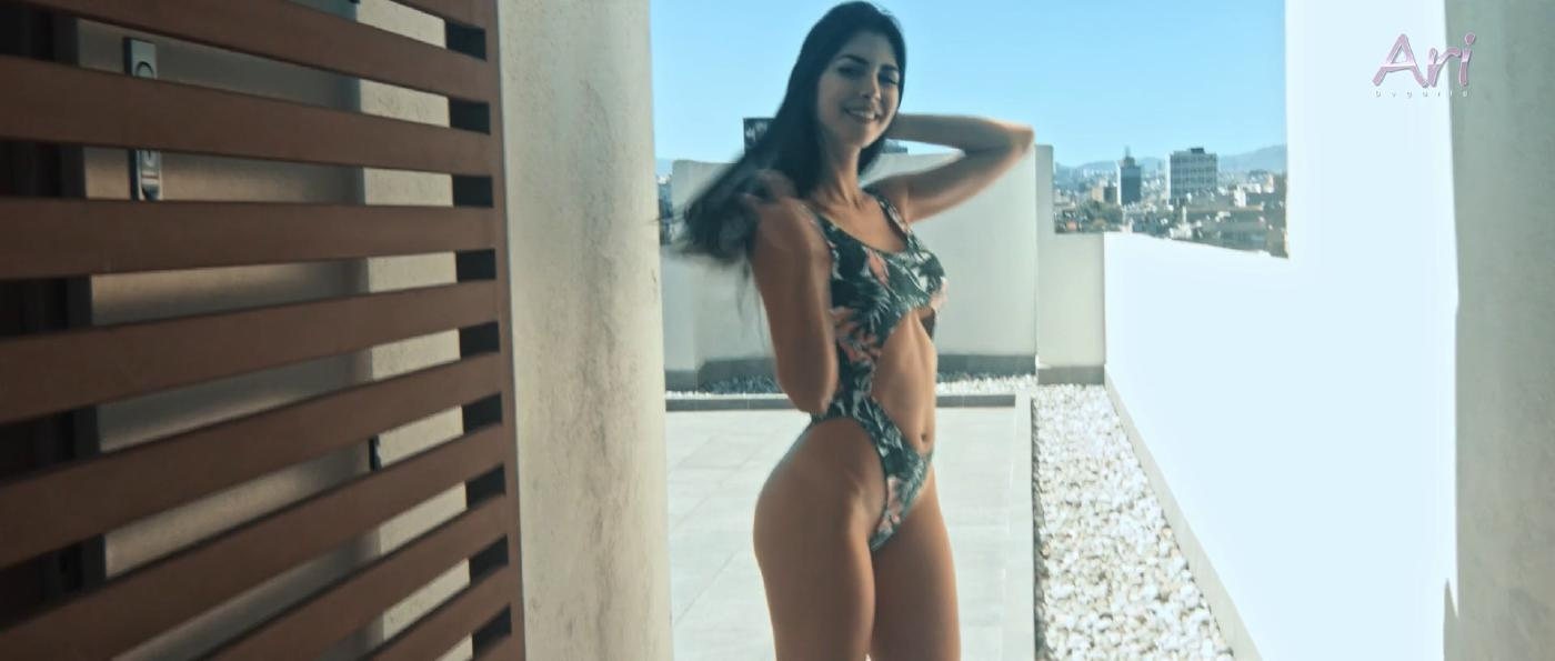 Ariana Dugarte Swimsuit Try On Patreon Video Leaked