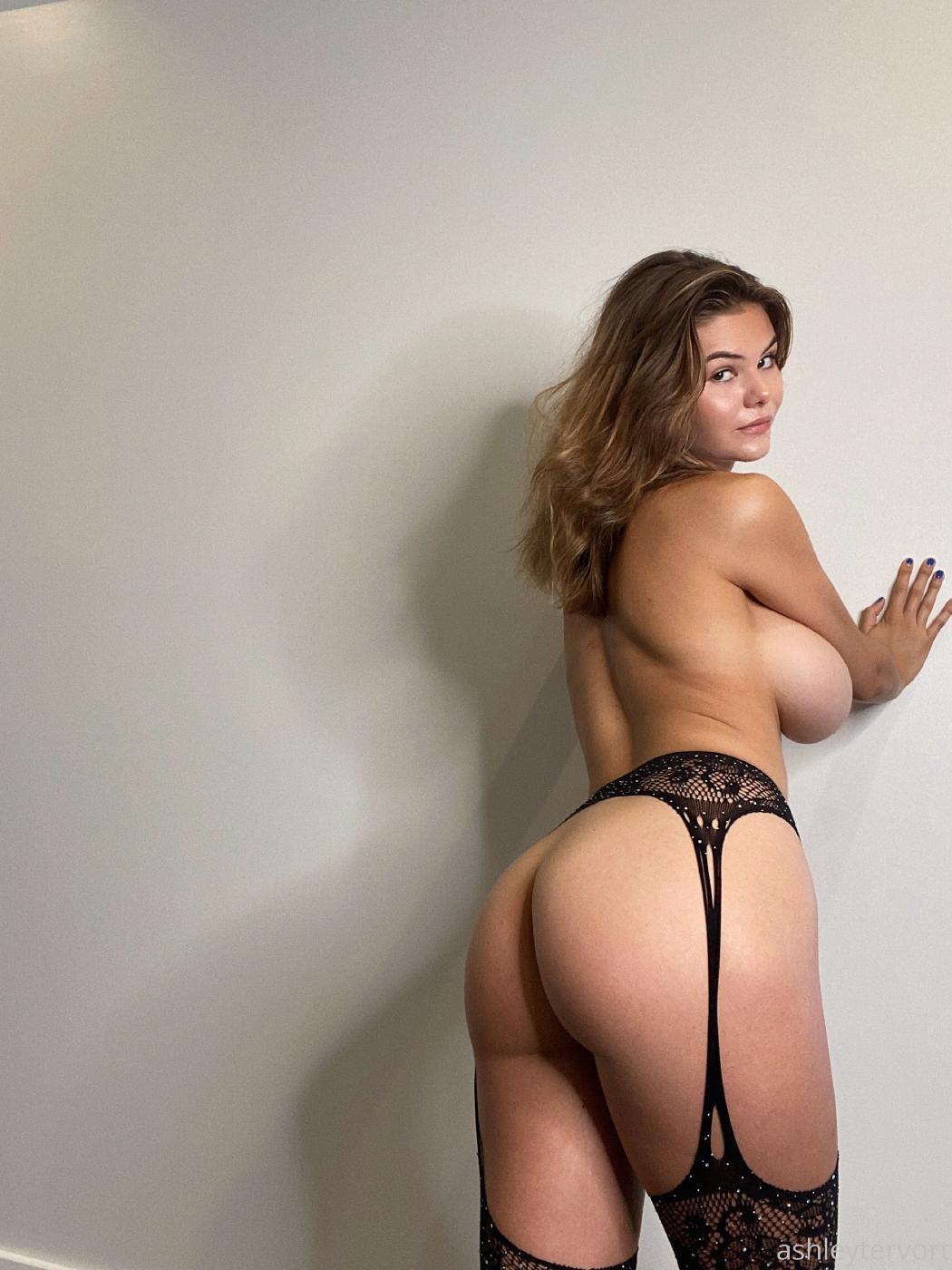 Ashley Tervort Garter Belt Stockings Haul Onlyfans Leaked