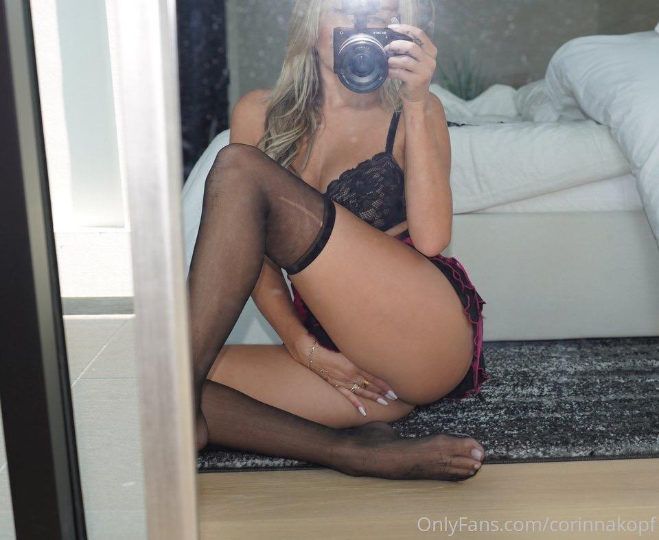Corinna Kopf Nude Asshole Onlyfans Set Leaked