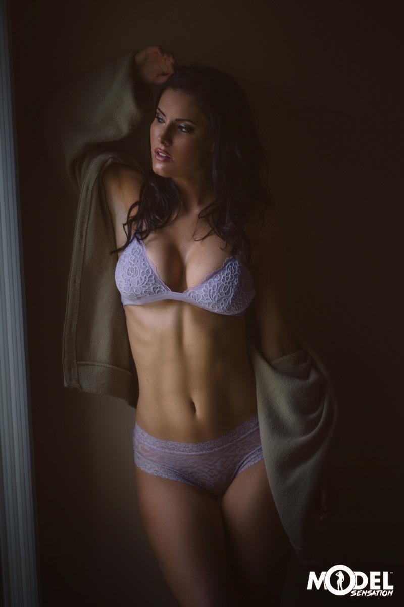 Erin Olash August Lingerie Photoshoot Leaked 16