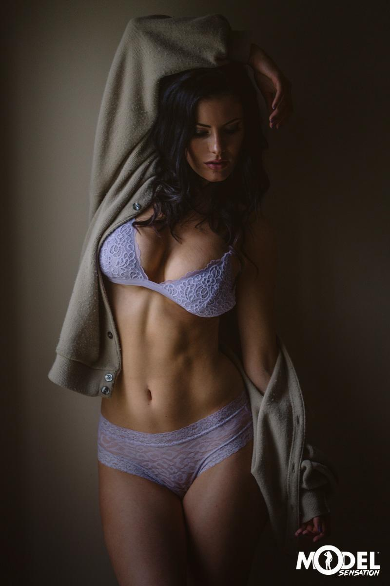 Erin Olash August Lingerie Photoshoot Leaked 19