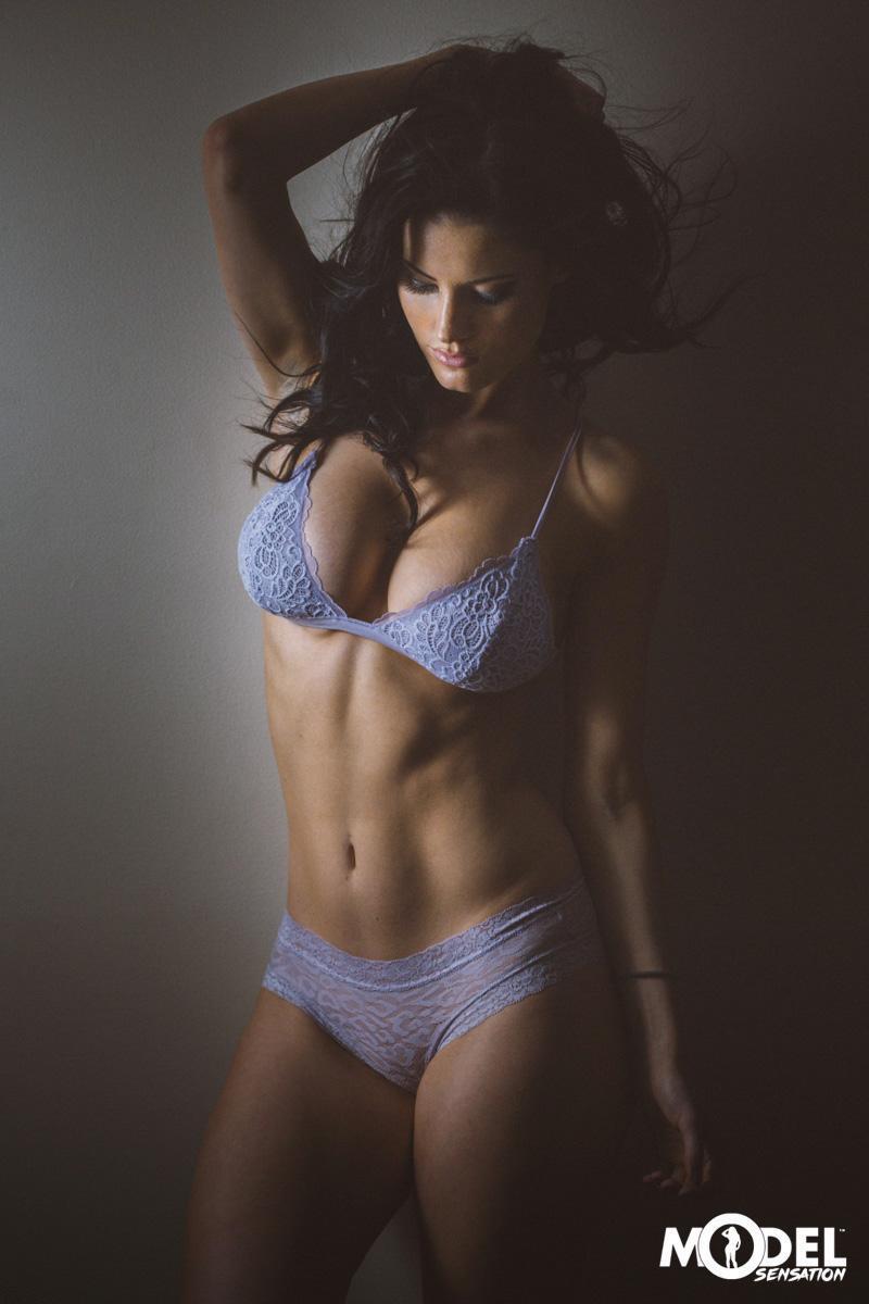 Erin Olash August Lingerie Photoshoot Leaked 3