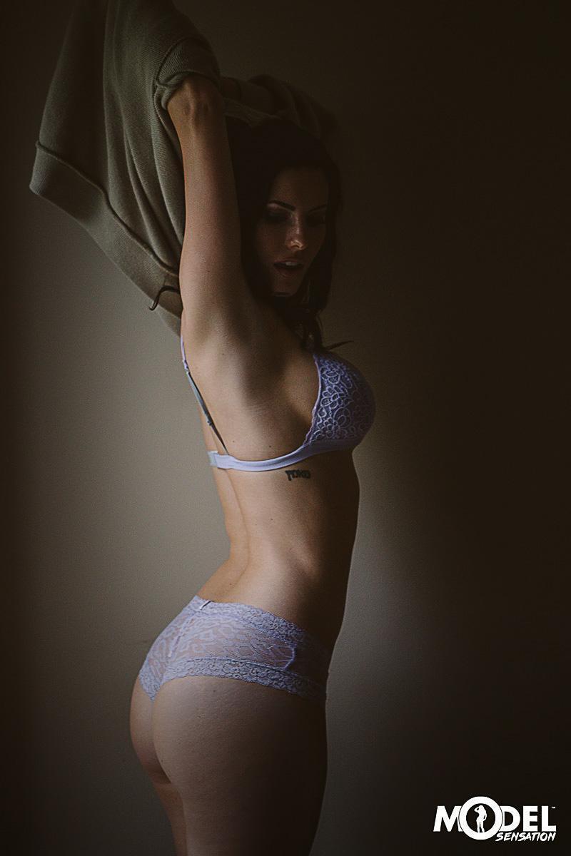 Erin Olash August Lingerie Photoshoot Leaked 9