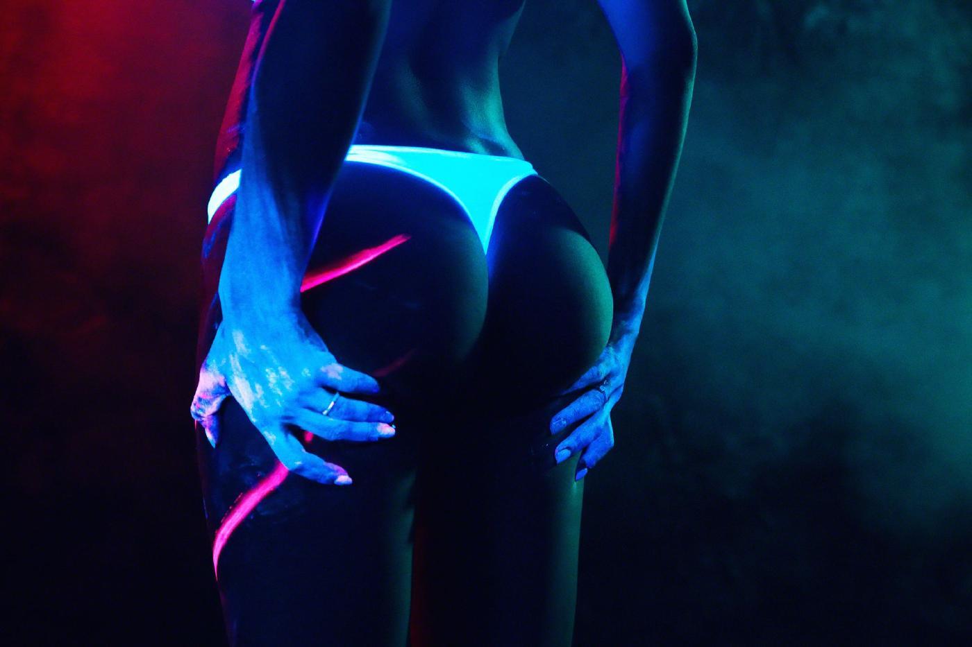 Kalinka Fox Nude Akali Cosplay Leaked 24