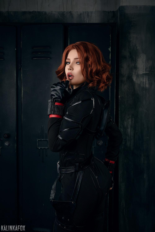 Kalinka Fox Nude Black Widow Cosplay Patreon Leaked 17