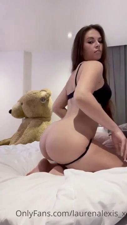 Lauren Alexis Strip Lingerie Onlyfans Video Leaked 3