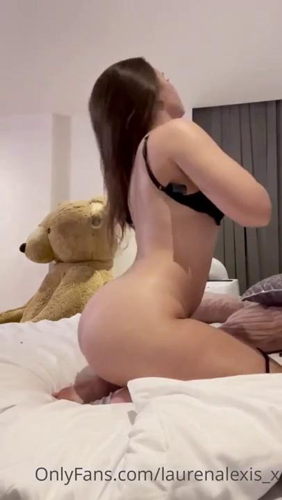 Lauren Alexis Strip Lingerie Onlyfans Video Leaked 9