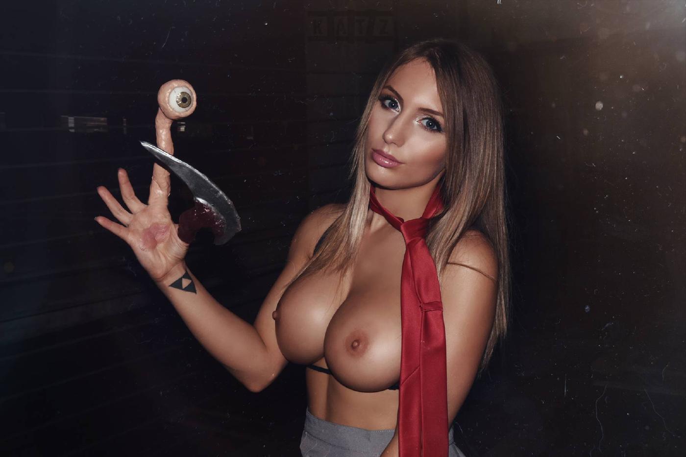 Liz Katz Harry Potter Nude Cosplay Onlyfans Set Leaked