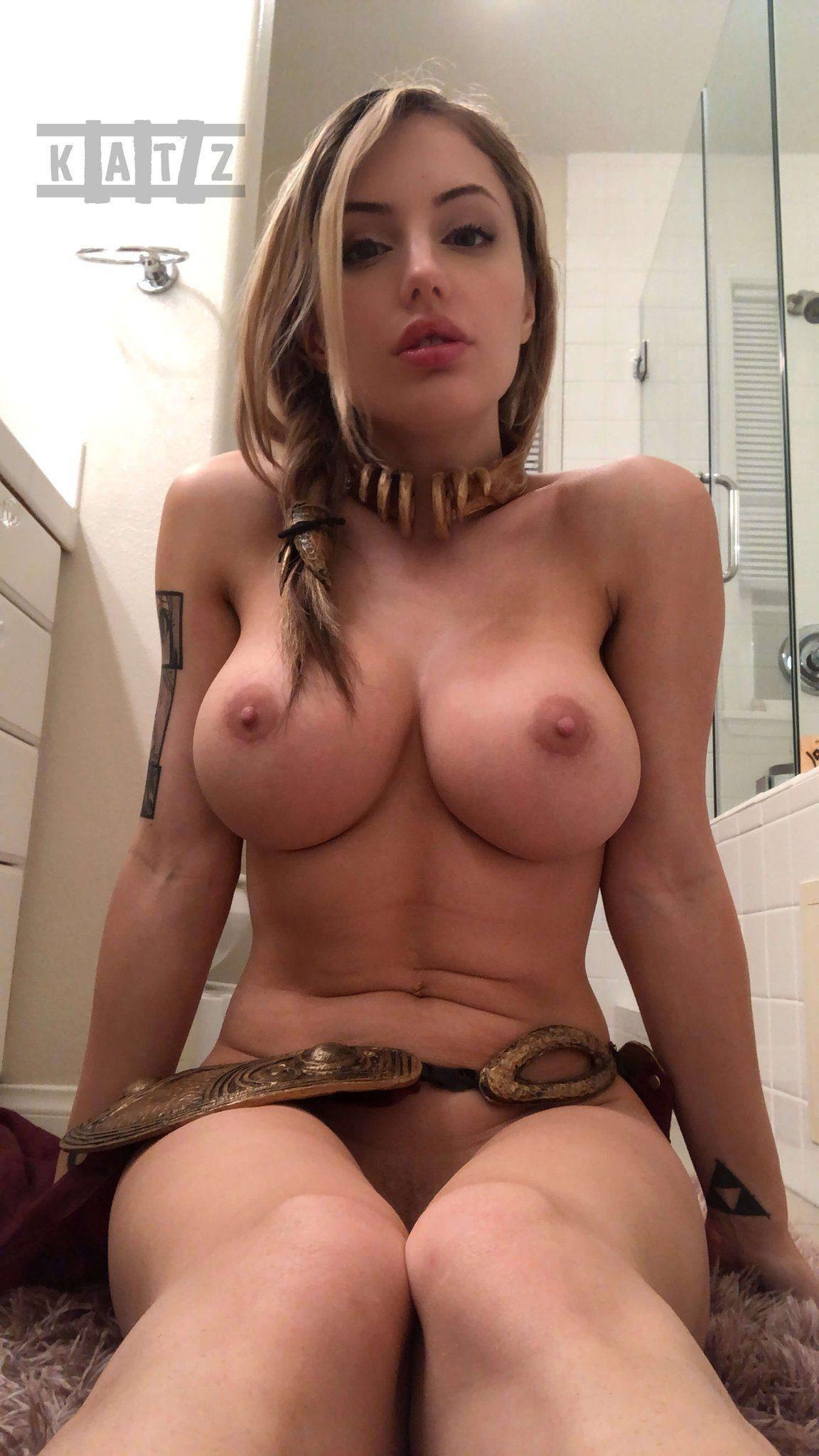 Liz Katz Slave Leia Nude Cosplay Onlyfans Leaked Photos 16