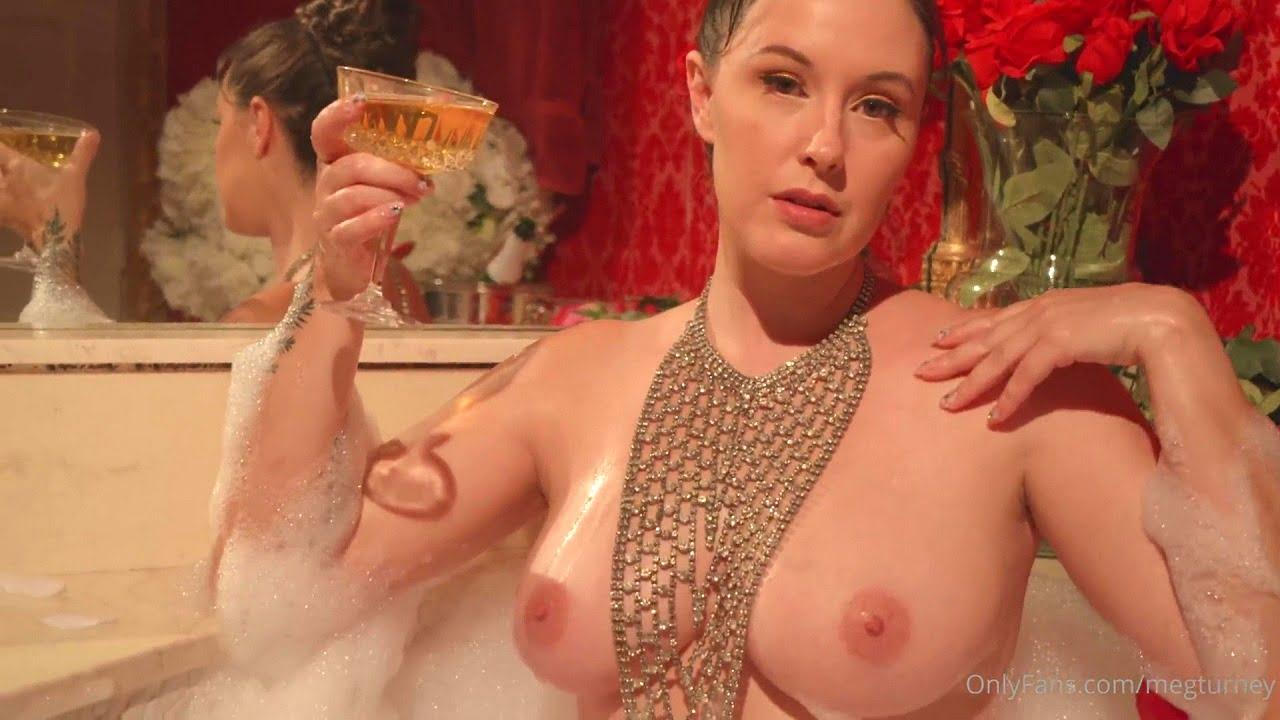 Meg Turney Nude Bathtub Onlyfans Video Leaked