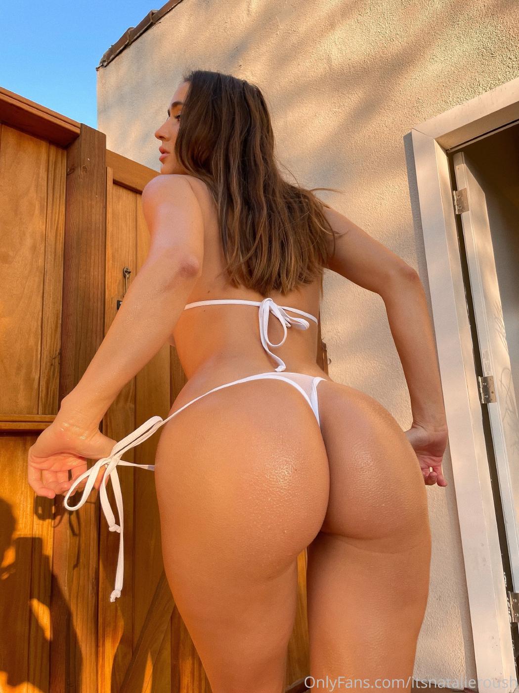 Natalie Roush Golden Hour Bikini Onlyfans Video Leaked